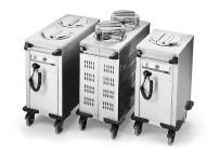 Röhrenstapler RRV-H2 190-320,955x480x900mm beheizt 230V Rieber