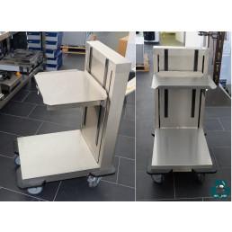 Rieber Plattformstapler PO-TA1/1