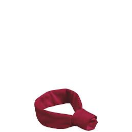 Dreieckstuch 110x77cm bordeaux,35% Baumwolle u.65% Polyester