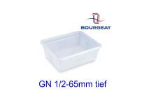 GN-Behälter 1/2-65 Modulus,Polypropylen