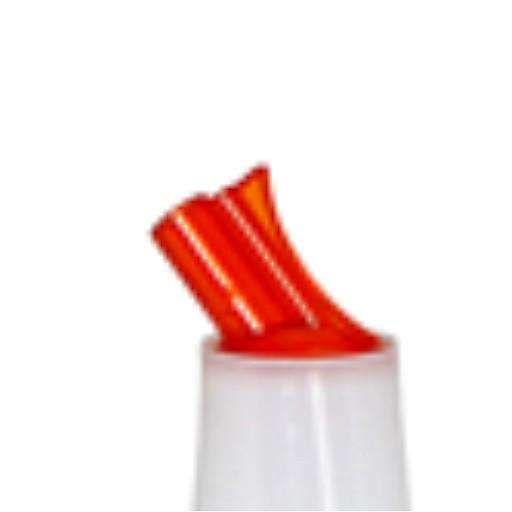 Ausgießer orange,f.-Store n Pour- Flasche CFD