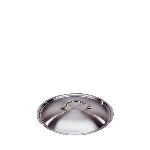 Deckel 20cm Ø f.Cookmax-Töpfen,m.Griff Edelstahl CT