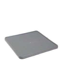 Spülkorbabdeckung,(BxTxH) 500x500x25mm grau CT