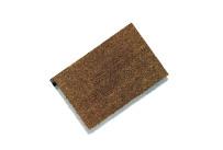 Kokos-Velourmatte 49x79cm WH,