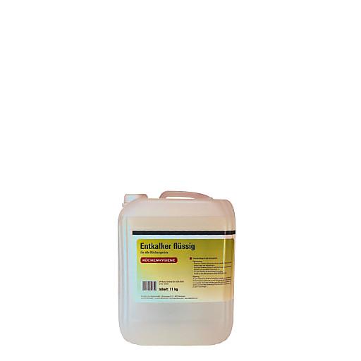 Entkalker flüssig,11kg Kanister Pentaclean