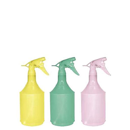 Sprühflasche farbig sortiert 960ml,8 i./Karton NP