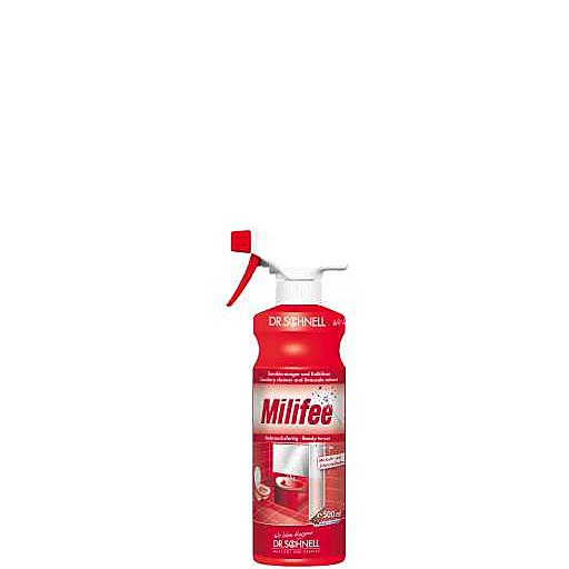 Sanitärreiniger Milifee m.Sprühkopf,500ml Flasche DS